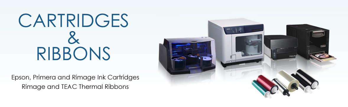 Ribbons and Cartridges - Click to Shop Ribbons and Cartridges